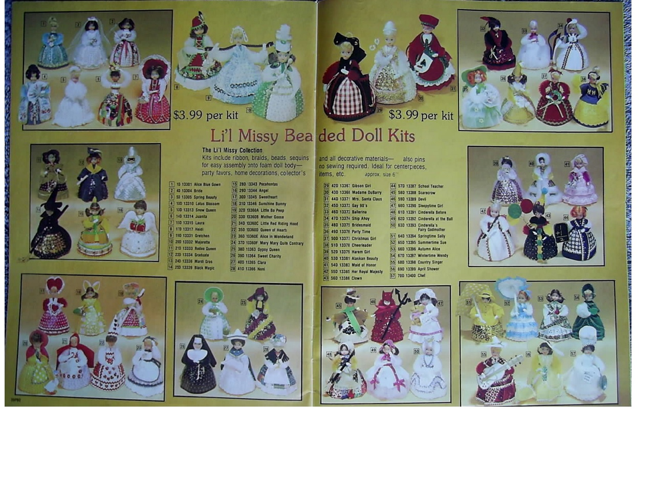 catalogue 1980